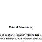 notice-of-restructuring