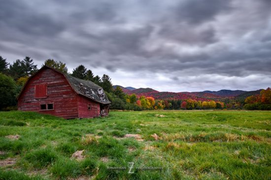 Adirondack Fall with the Nikon D750 and Nikkor 20mm f1.8