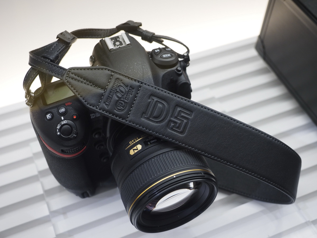 how to set flash compensation on the d5