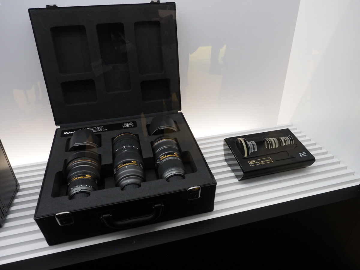 Only 100 Nikon D5 and D500 100th anniversary limited