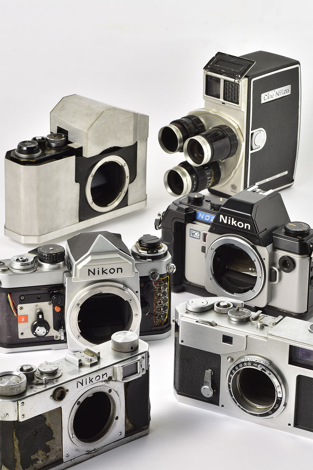 The Nikon Museum will hold a 100th anniversary exhibition on prototype cameras