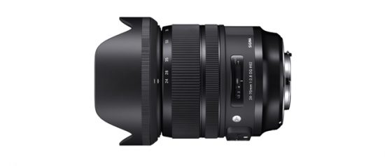 Pricing for Sigma 14mm f/1.8 and 24-70mm f/2.8 lenses announced, available for pre-order