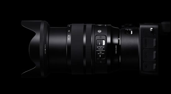 Sigma 24-70mm f/2.8 DG HSM OS Art