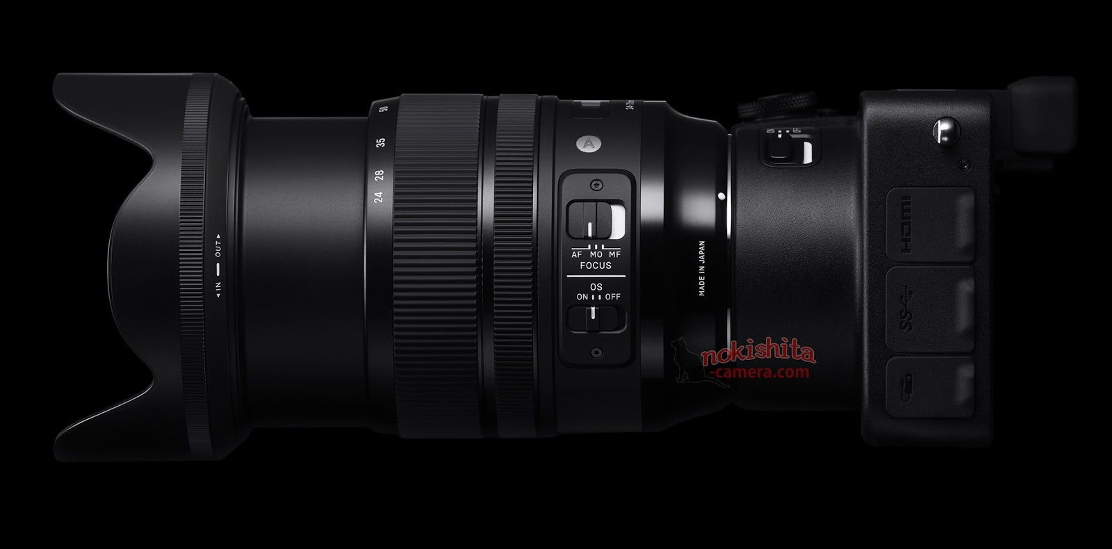 First Pictures Of The New Sigma 14mm F 1 8 135mm F 1 8