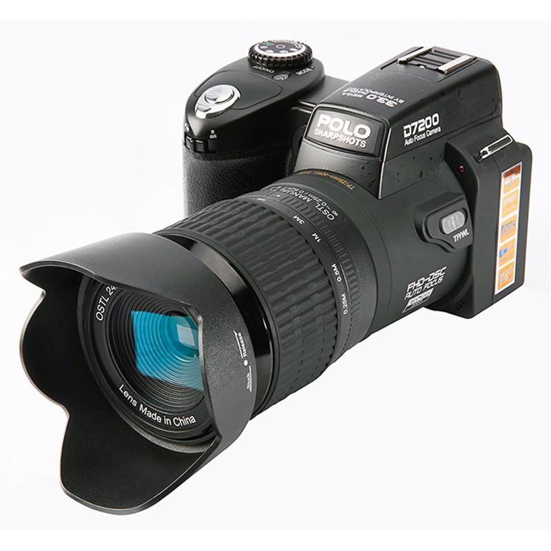camera nikon slr digital camcorder sensor flash d7200 weekly 33mp listed check