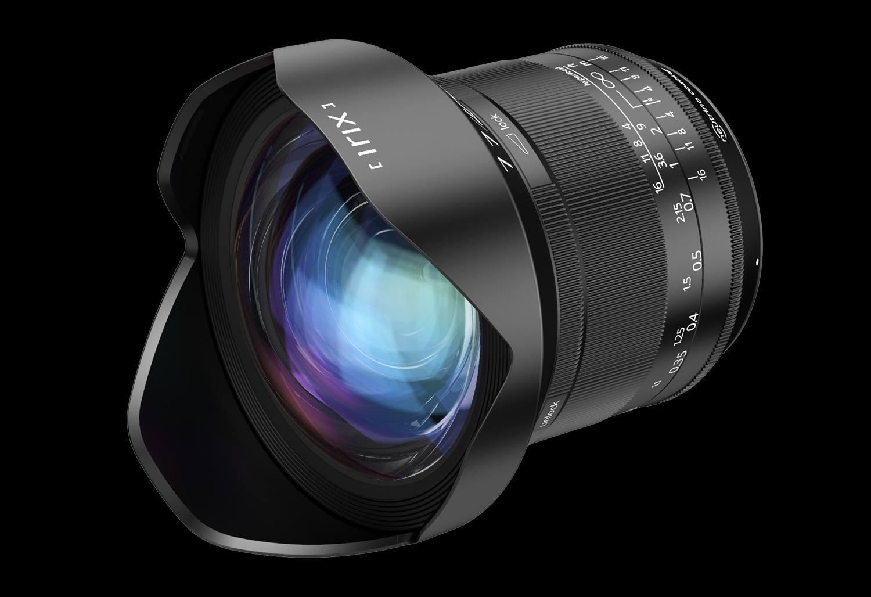 The new Irix 11mm f/4 full frame lens for Nikon DSLR cameras is now ...