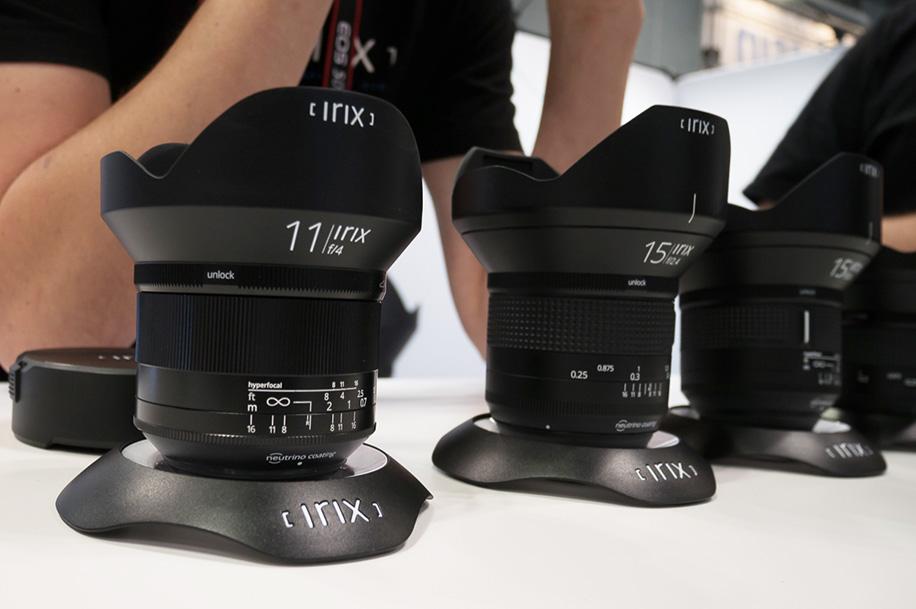 Irix 11mm f/4 full frame lens for Nikon F-mount officially announced ...