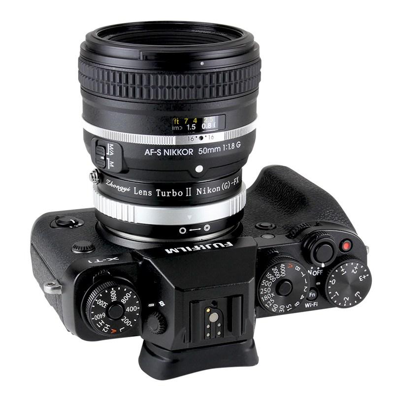 Mitakon Zhongyi 85mm f/2 Lens for Nikon F Mount