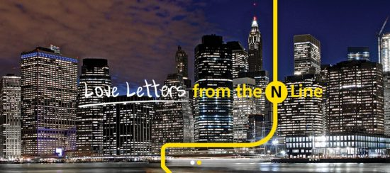 "New Nikon advertisement campaign: ""Love Letters from the N Line"""