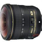 Nikon AF-S Fisheye NIKKOR 8-15mm f:3.5-4.5E ED lens