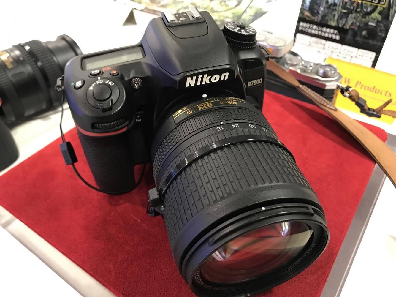 The Nikon D7500 will start shipping on June 9th - Nikon Rumors