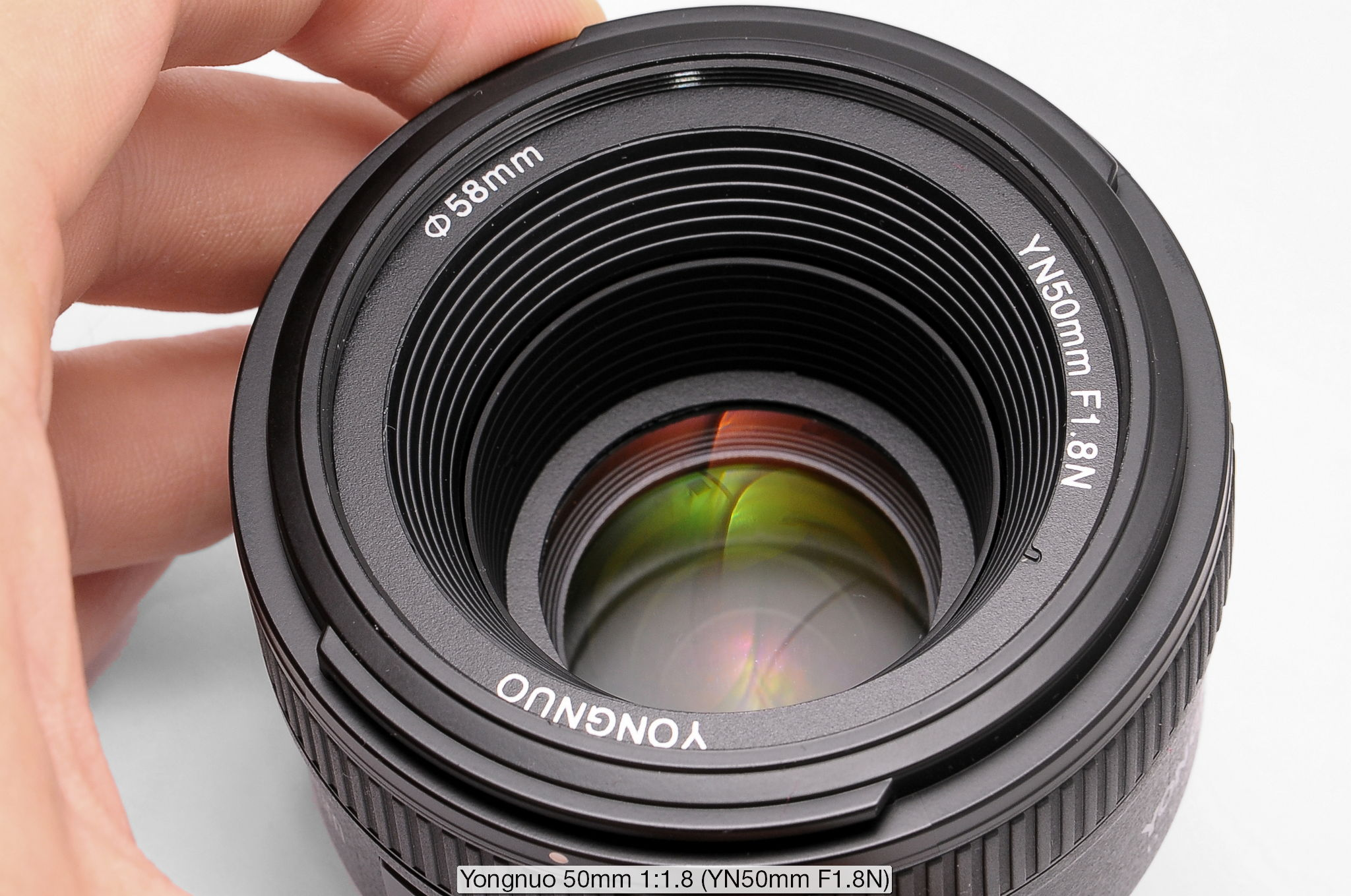 Yongnuo YN 50mm f/1 8 lens review (for Nikon F-mount