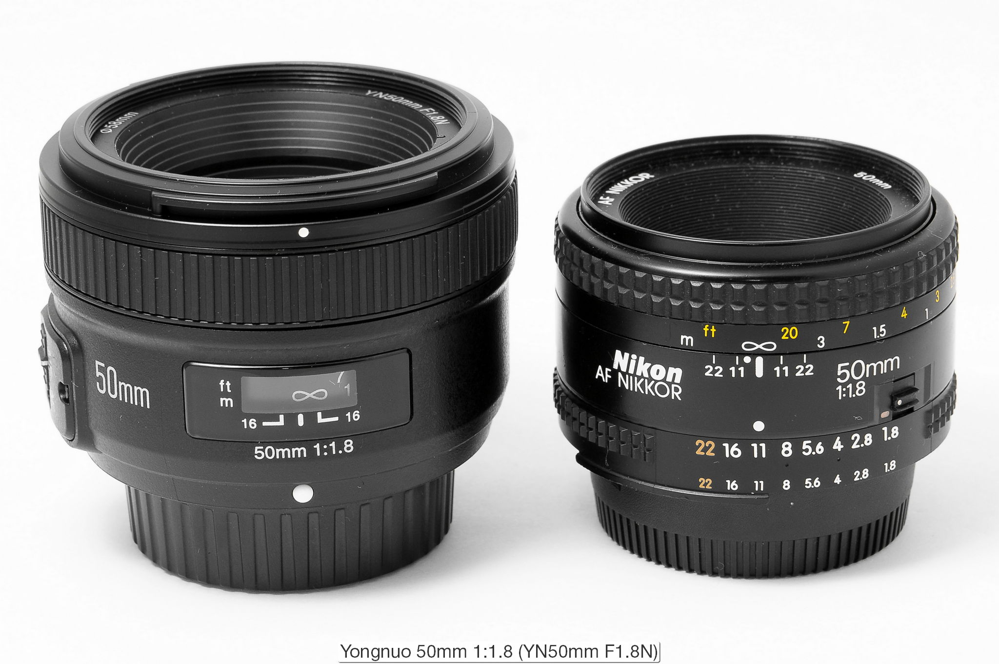 yongnuo 50mm f/1.8 nikon - Le migliori offerte web