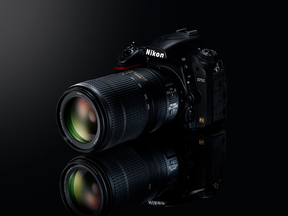 Nikon Nikkor AF-P 70-300mm f/4.5-5.6 VR full frame lens review (from ...