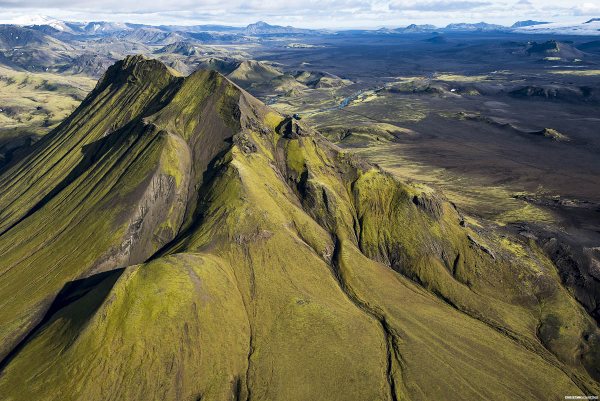 Iceland From Above Nikon Rumors