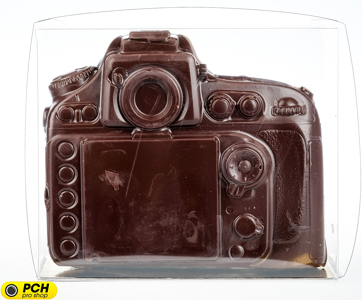 This Nikon D850 is made out of    chocolate - Nikon Rumors