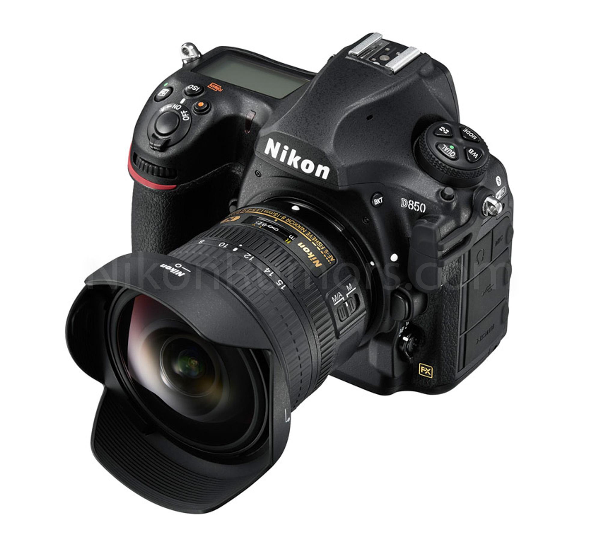 Nikon D850 Officially Announced Us Price 3 296 95
