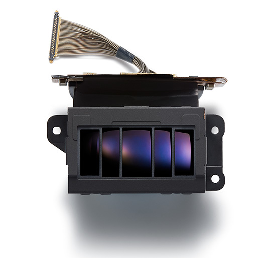 Nikon D850 MultiCAM AF sensor module