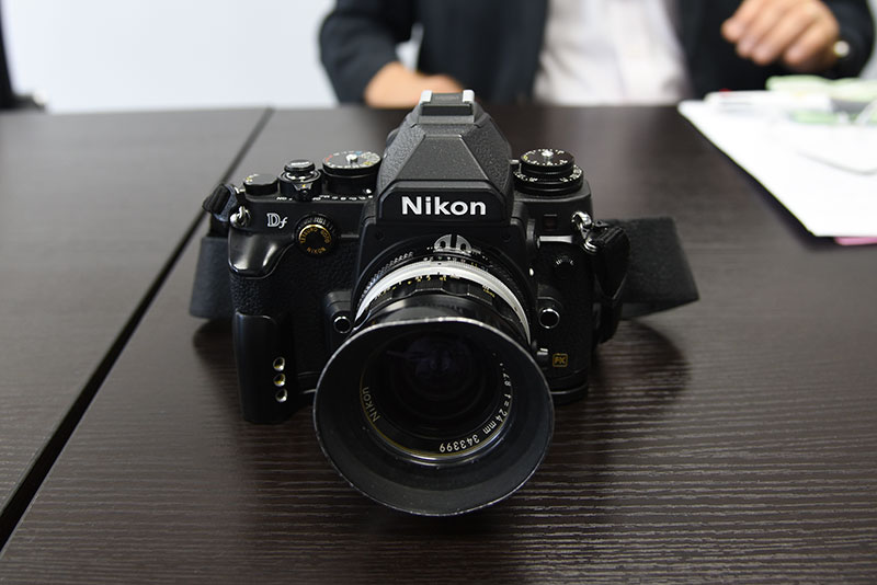 New interview with Tetsuro Goto from Nikon: \