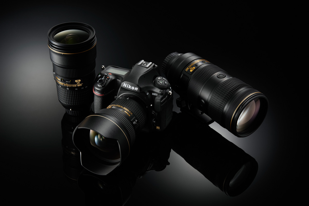 It's February 13th, 2018 and the Nikon D850 is still out of