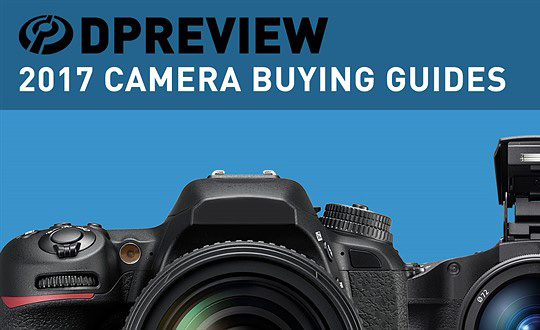 "Nikon DSLR cameras dominate four out of five ""Best for any budget"" buying guides at Dpreview"