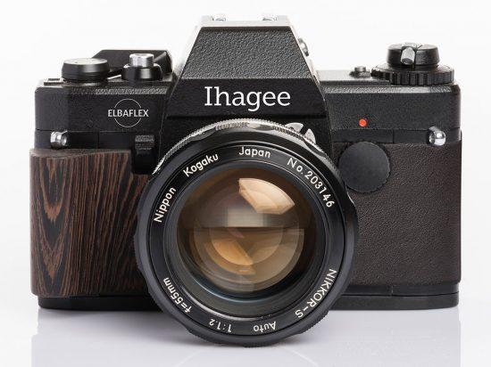 Kamera SLR film Ihagee Elbaflex