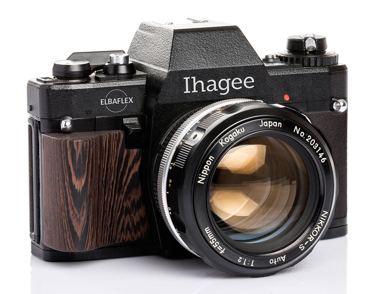 Vello Nikon F-Mount G Lens to Micro Four Thirds-Mount