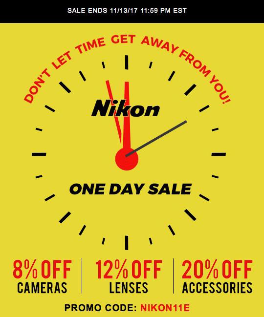 Nikon coupon code