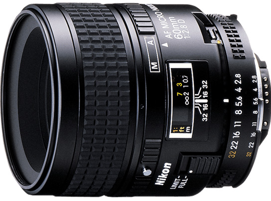 Nikon AF Micro-Nikkor 60mm f/2.8D lens review