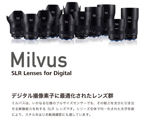 Zeiss SLR Classic lenses are now discontinued - Nikon Rumors