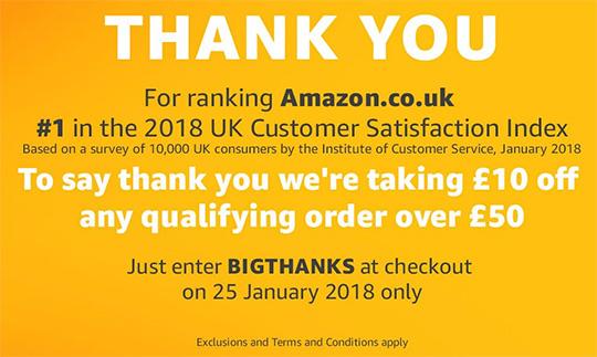 Amazon uk coupons promotional codes