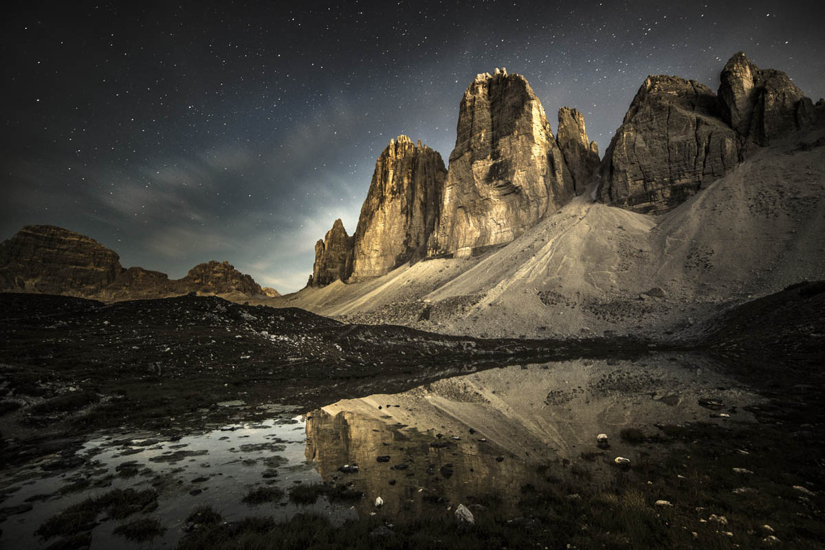 Photographing the Dolomites with a Nikon D610 and D810