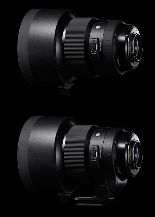 Sigma Announces The Development Of 105mm F 1 4 Dg Hsm Art