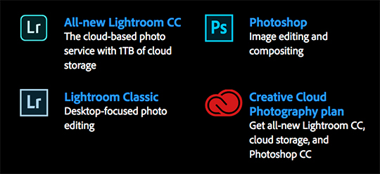 Adobe Lightroom Classic 7 2 and ACR 10 2 released (Photoshop 19 1 1