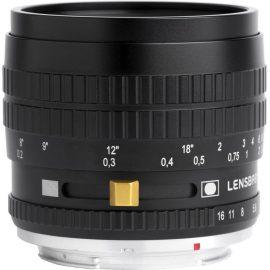 Lensbaby announced a new Burnside 35mm f/2.8 lens for Nikon F-mount