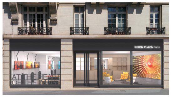 Nikon Plaza in Paris (pictures)