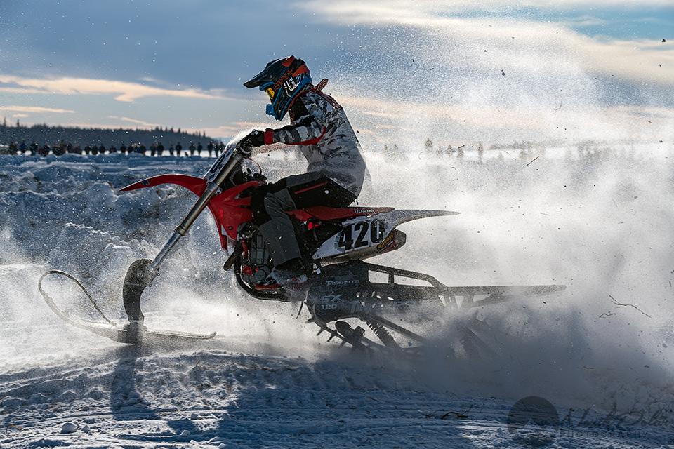 Alaskan winter vs  the Nikon D850 (D850 arctic weather