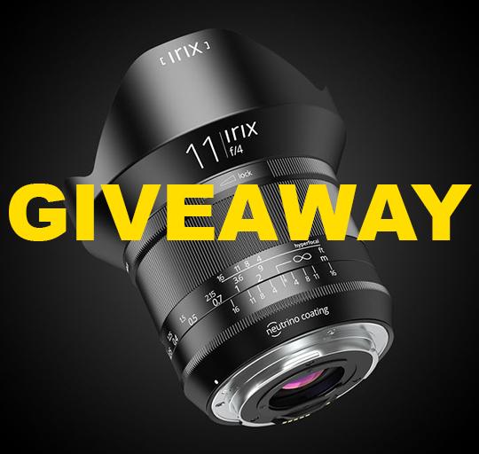 The winner of theIrix 11mm f/4 Blackstone lens is…
