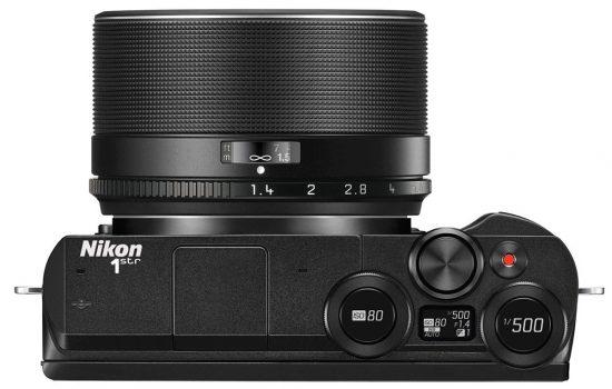 Nikon 1 camera concept by Mario Crespi: