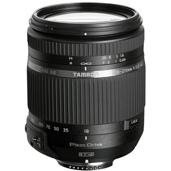 tamron 18 270mm f 3 5 6 3 di ii vc pzd lens for nikon f mount now available for pre order. Black Bedroom Furniture Sets. Home Design Ideas