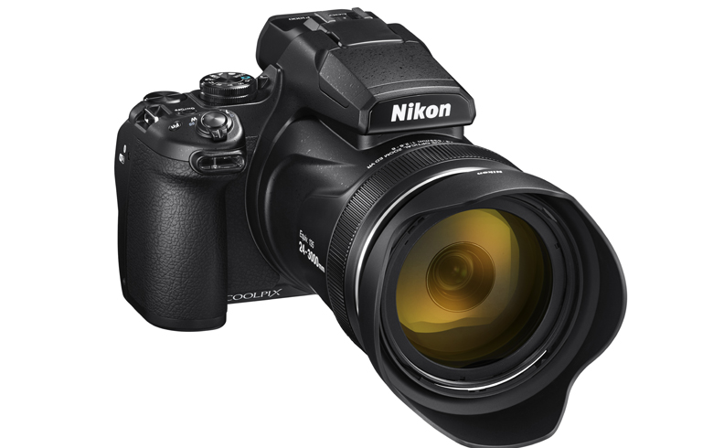 Nikon Coolpix P1000 camera finally announced with 24-3000mm 125x zoom - Nikon Rumors