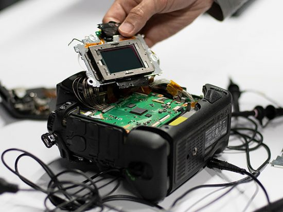 Inside Nikon's secret sensor design lab