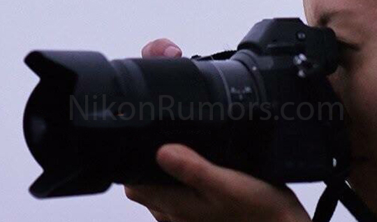 Nikon mirrorless camera announcement August 23