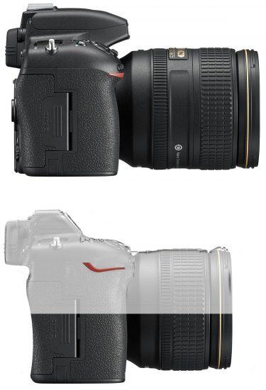 Nikon mirrorless / D750 overlay
