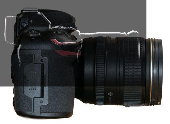Nikon mirrorless / D850 overlay © Issy Nomura