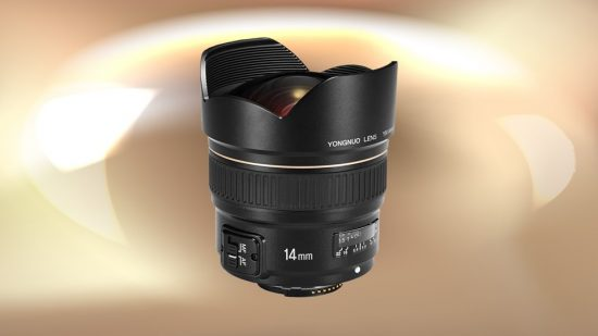 The new Yongnuo YN 14mm f/2.8N lens for Nikon F-mount is now listed for pre-order at B&H