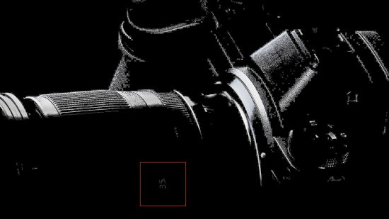 35mm marking on the lens by Silmasan