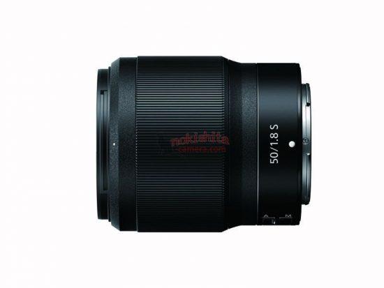 Nikon Z-Nikkor 50mm f/1.8