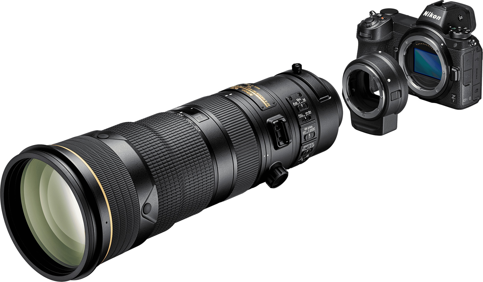 Nikon issues an apology that they cannot deliver all Z7 and