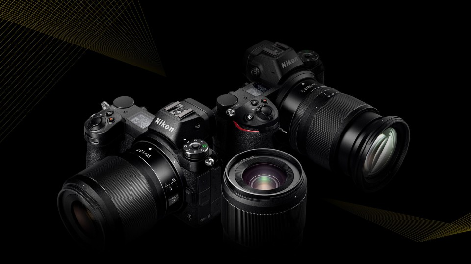 Nikon released firmware update 2 01 for the Z6 and Z7 mirrorless